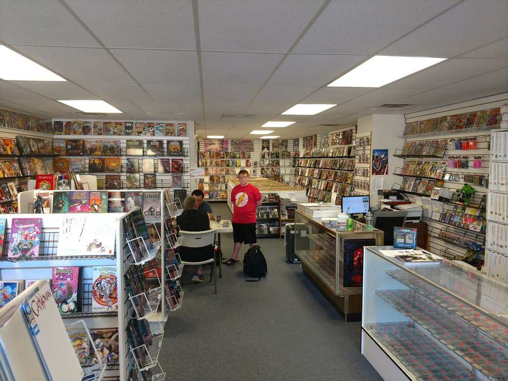 Comics and Gaming: 7556 Gardner Park Dr, Gainesville, VA