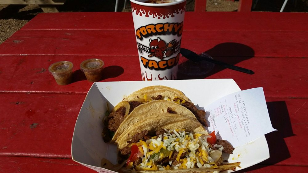 South Austin Trailer Park & Eatery: 1311 S 1st St, Austin, TX