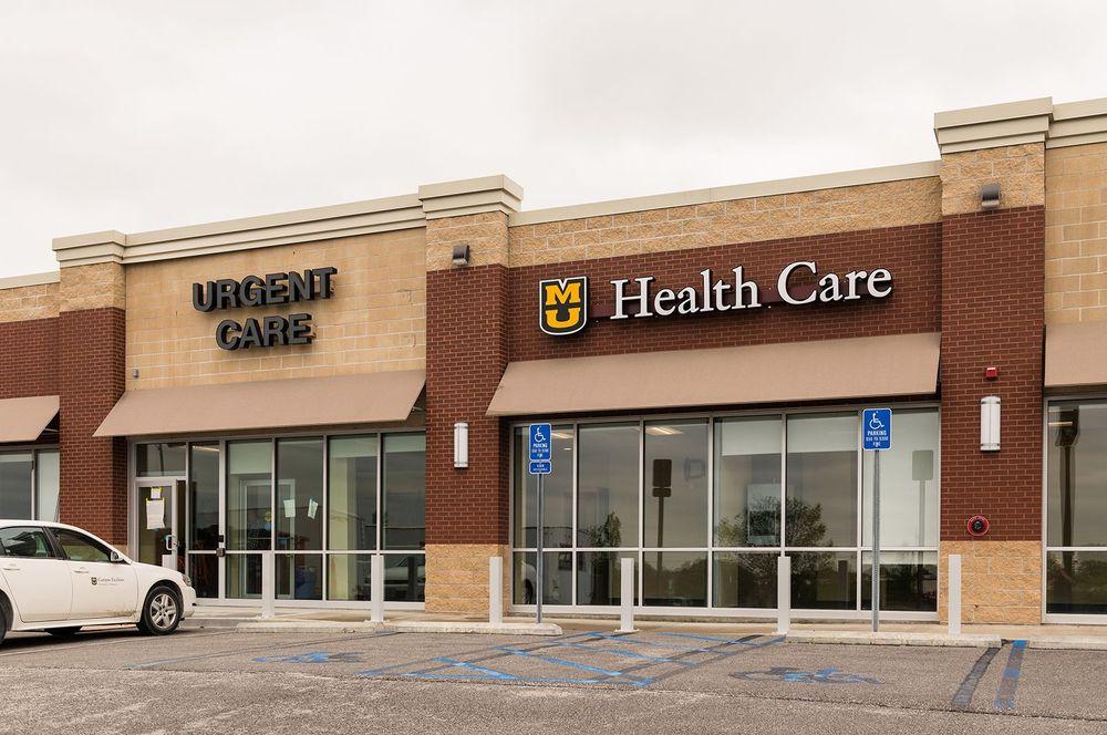 Mizzou Urgent Care: 3916 S Providence Rd, Columbia, MO
