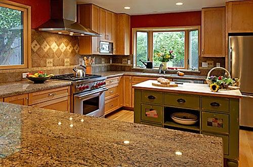 Coastal Kitchen Design - Kitchen & Bath - 101 Main St, Half Moon Bay ...