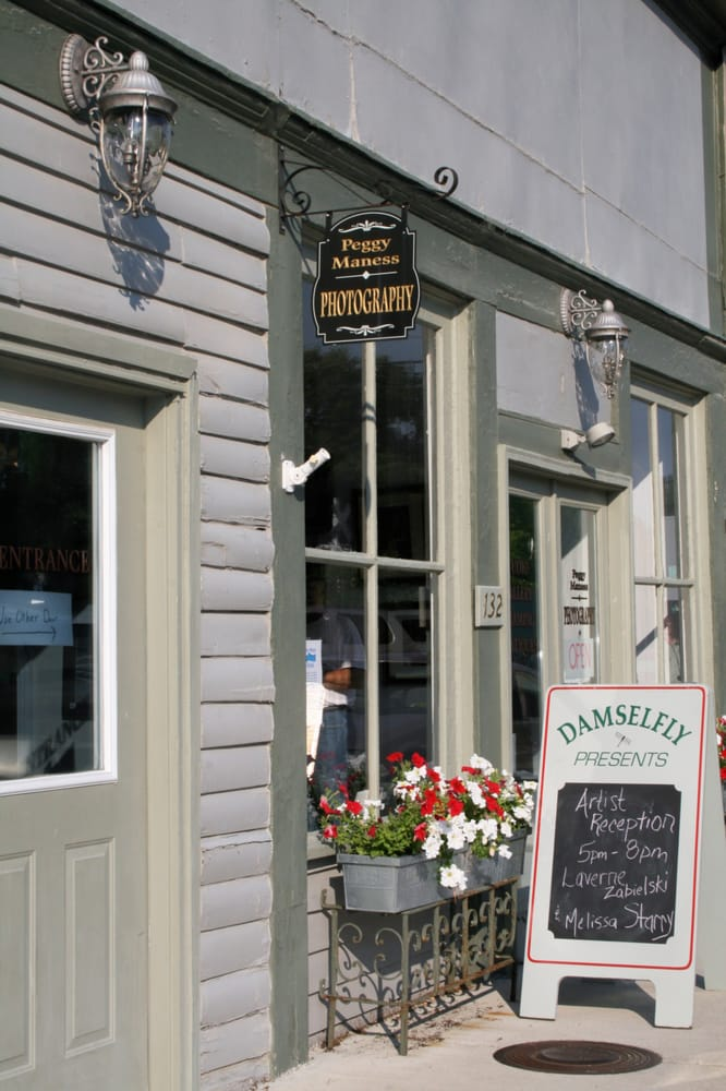 Damselfly Galleries: 126 E Main St, Midway, KY