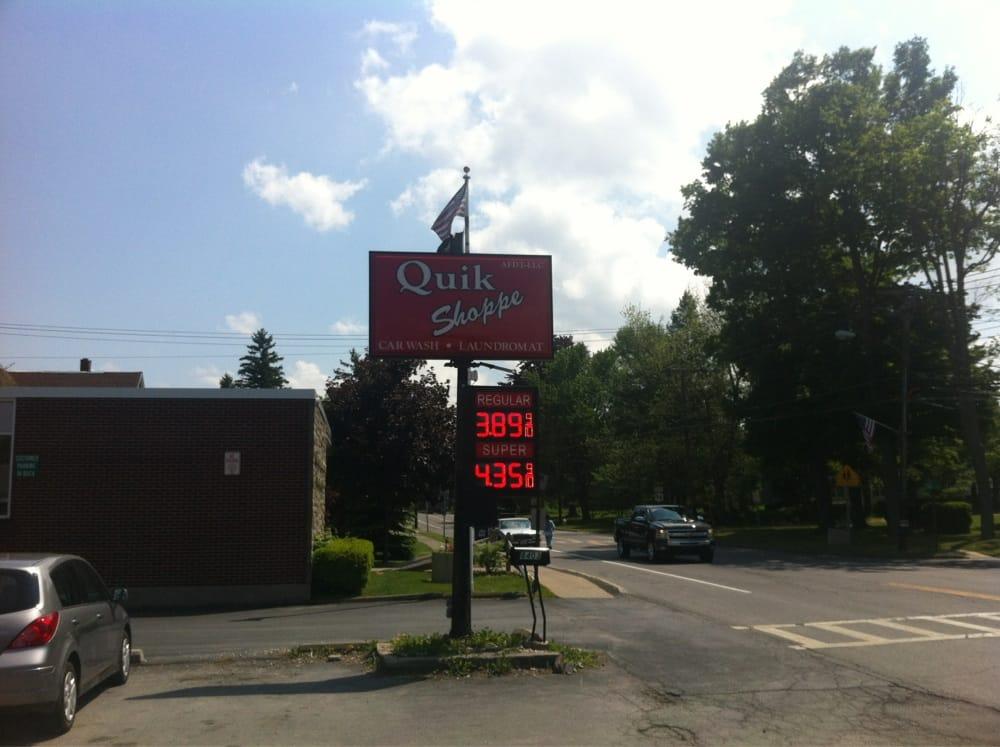 Quik Shoppe : 8403 Main St, Interlaken, NY