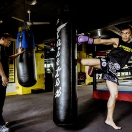 ELORDE FIGHT CAMP - Boxing - 3rd Floor, C3Dash1 Building,, San