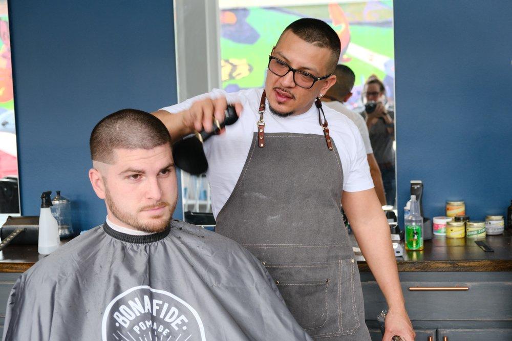 Handle Barbershop: 524 Main St, Little Rock, AR