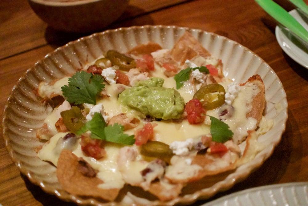 Roti Chicken & Jackie Tacos