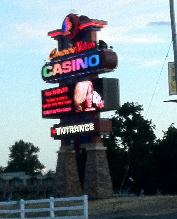 Comanche Nation Casino