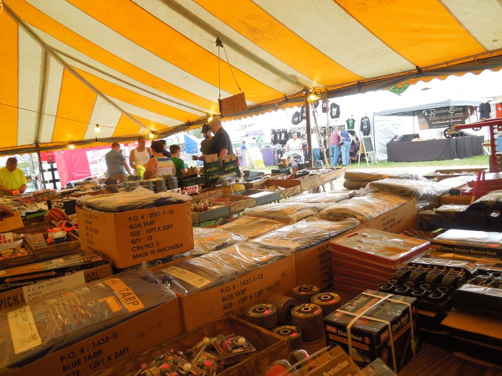 Goshen Fair Grounds: 116 Old Middle St, Goshen, CT