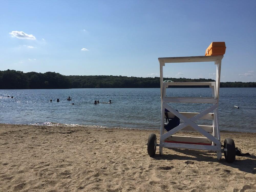 Chauncy Lake: Lyman St, Westborough, MA