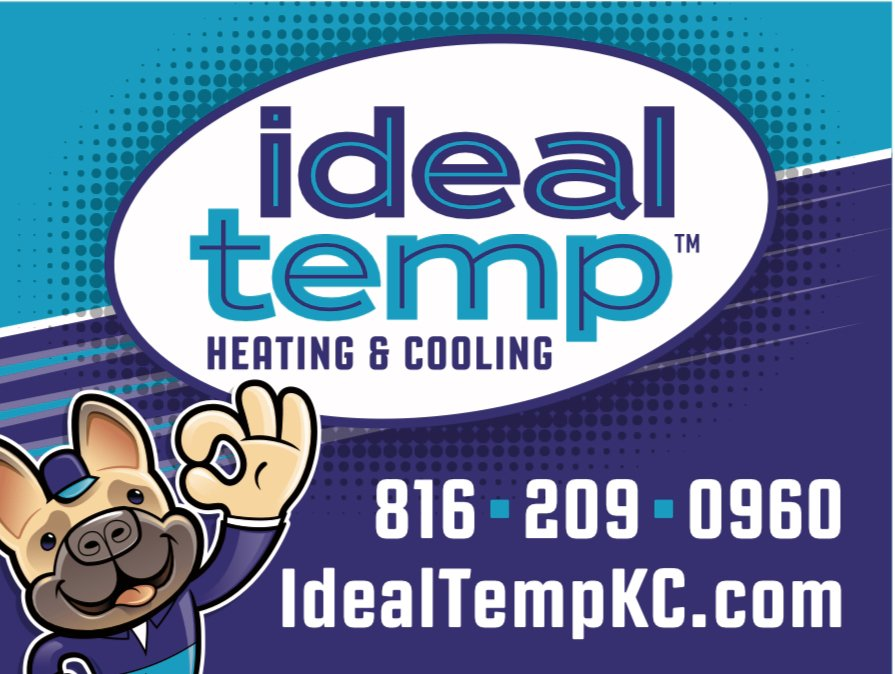 Ideal Temp Heating & Cooling: 3501 N Kimball Dr, Kansas City, MO