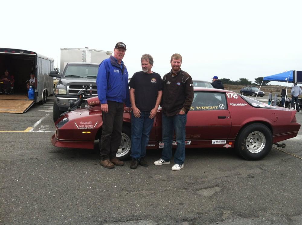 Knapek's Auto Electric: 2916 Jacobs Ave, Eureka, CA