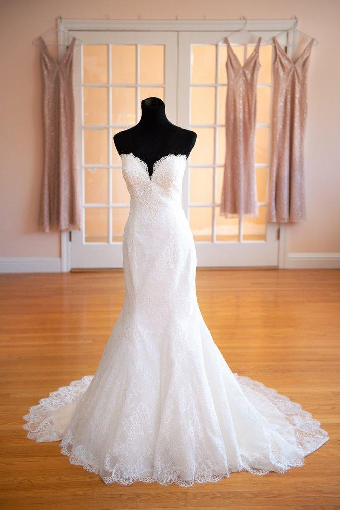 Ivory Lace And Ivory Underlay Wedding Dress Yelp