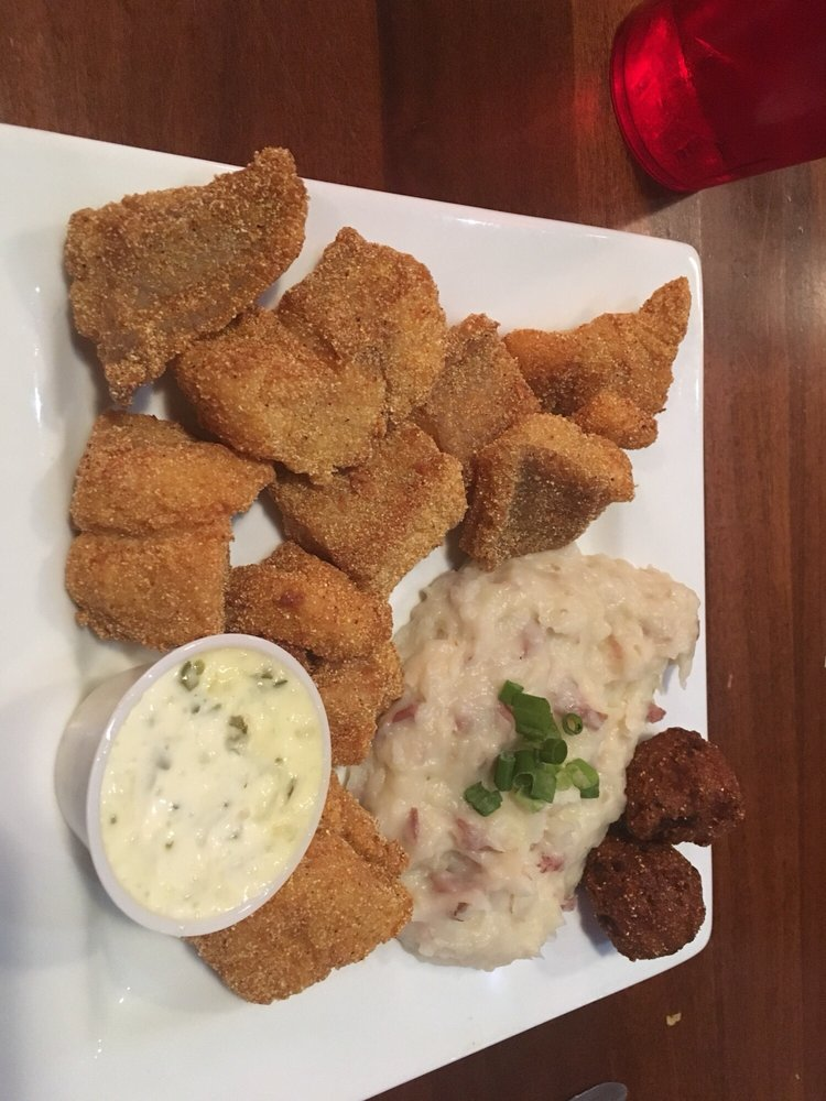 Powerhouse Seafood & Grill: 112 N University Ave, Fayetteville, AR