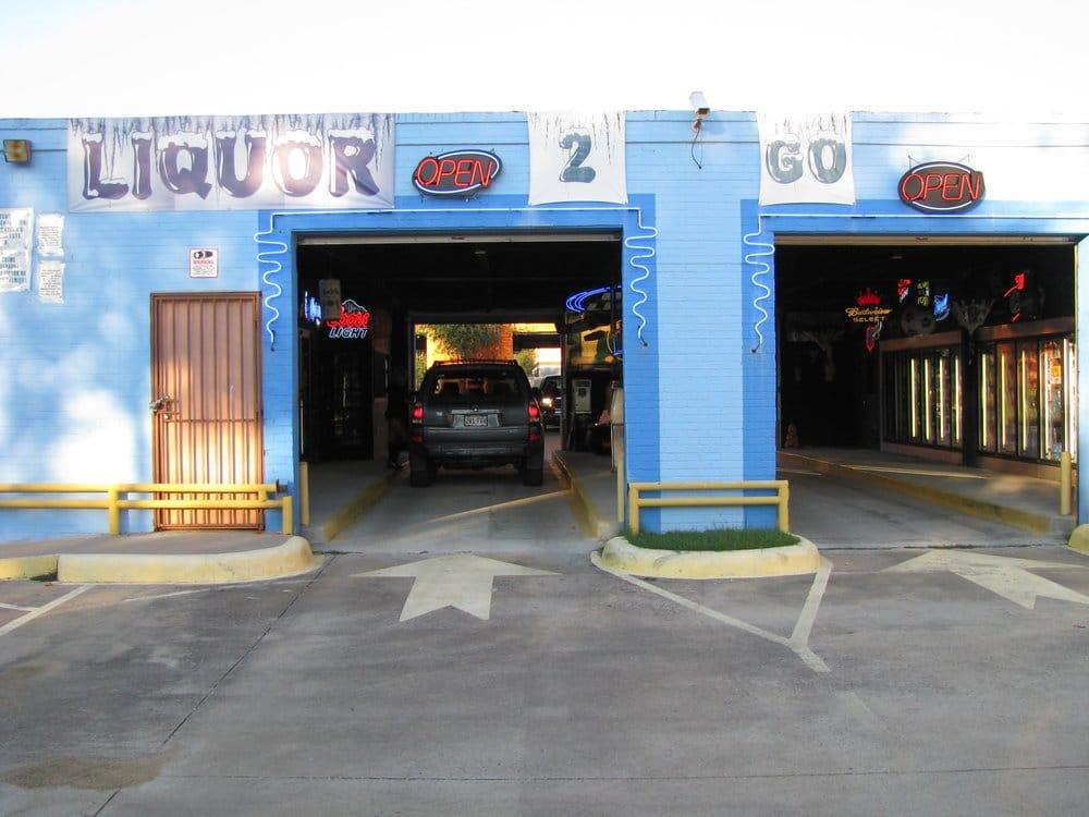 Liquor to Go Drive-Thru Beer Barn - Beer, Wine & Spirits ...