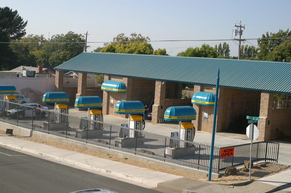Squeaky Clean Car Wash: 480 Benicia Rd, Vallejo, CA