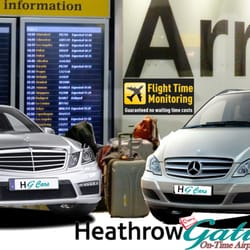 transport between heathrow and gatwick