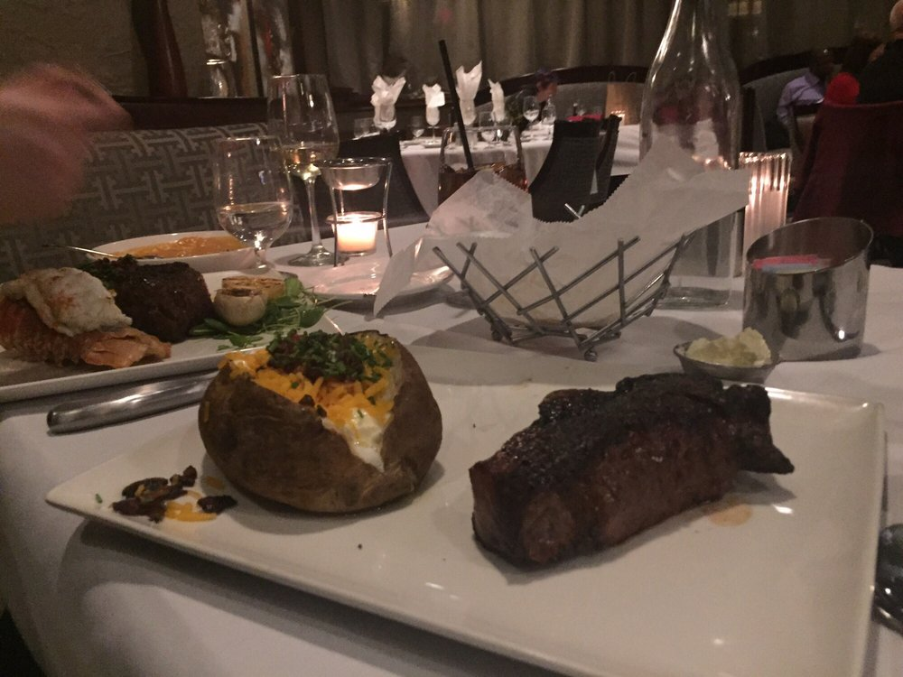 Jack Binion's Steak: 11999 Casino Center Dr, Elizabeth, IN