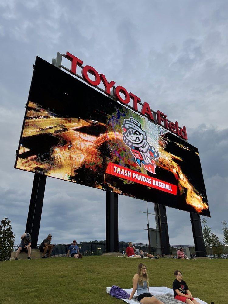 Toyota Field: 500 Trash Panda Way, Madison, AL