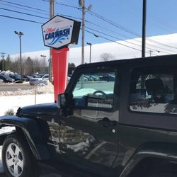 car wash keene nh	  Mint Premium Carwash - 10 Photos