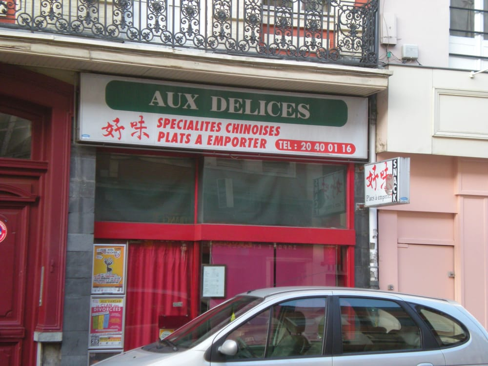 aux d lices chinois 90 rue l on gambetta centre lille restaurant avis num ro de. Black Bedroom Furniture Sets. Home Design Ideas