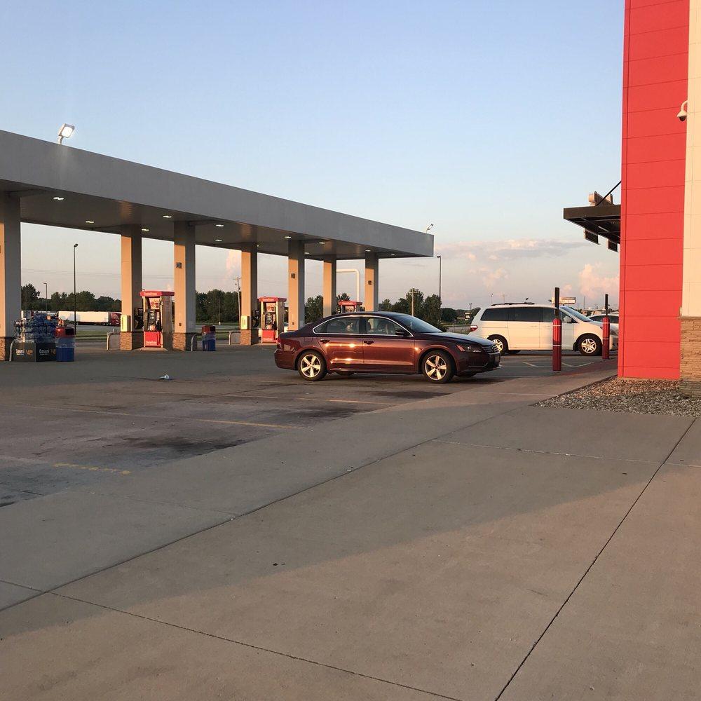 Thornton Oil Corporation: 2903 Woodlawn Rd, Lincoln, IL