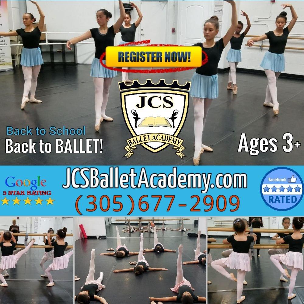 JCS Ballet Academy: 14261 SW 120th St, Miami, FL