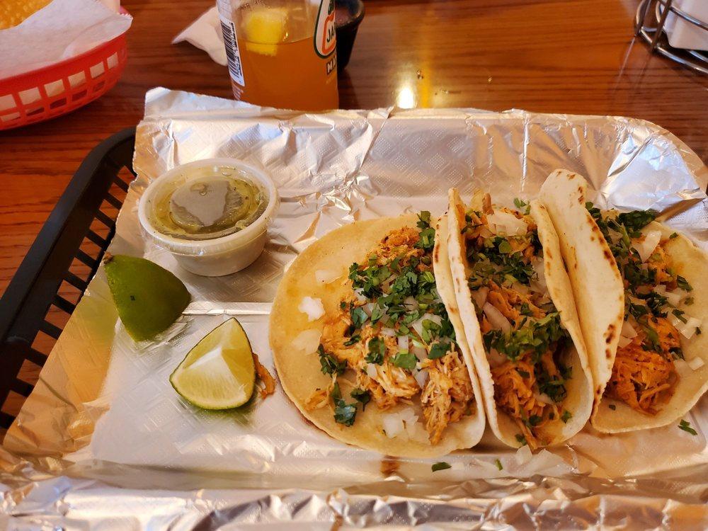 Los Jalapeños Taqueria: 1005 N Collins Blvd, Convington, LA
