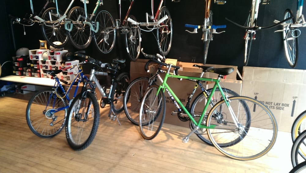 Two Wheels Bike Shop