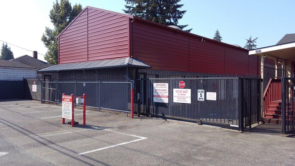 Freeway Storage: 1057 Beach Ave, Marysville, WA