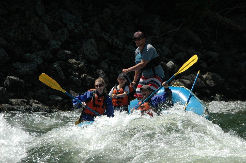 Bear Valley River Company: 7864 Idaho 55, banks, ID