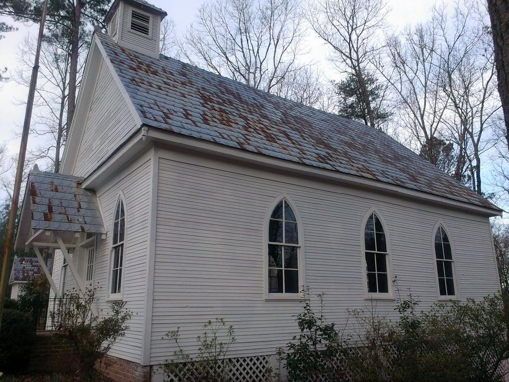 Tannehill Country Church: 12632 Confederate Pkwy, McCalla, AL