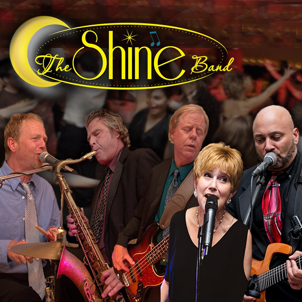Social Spots from The Shine Band