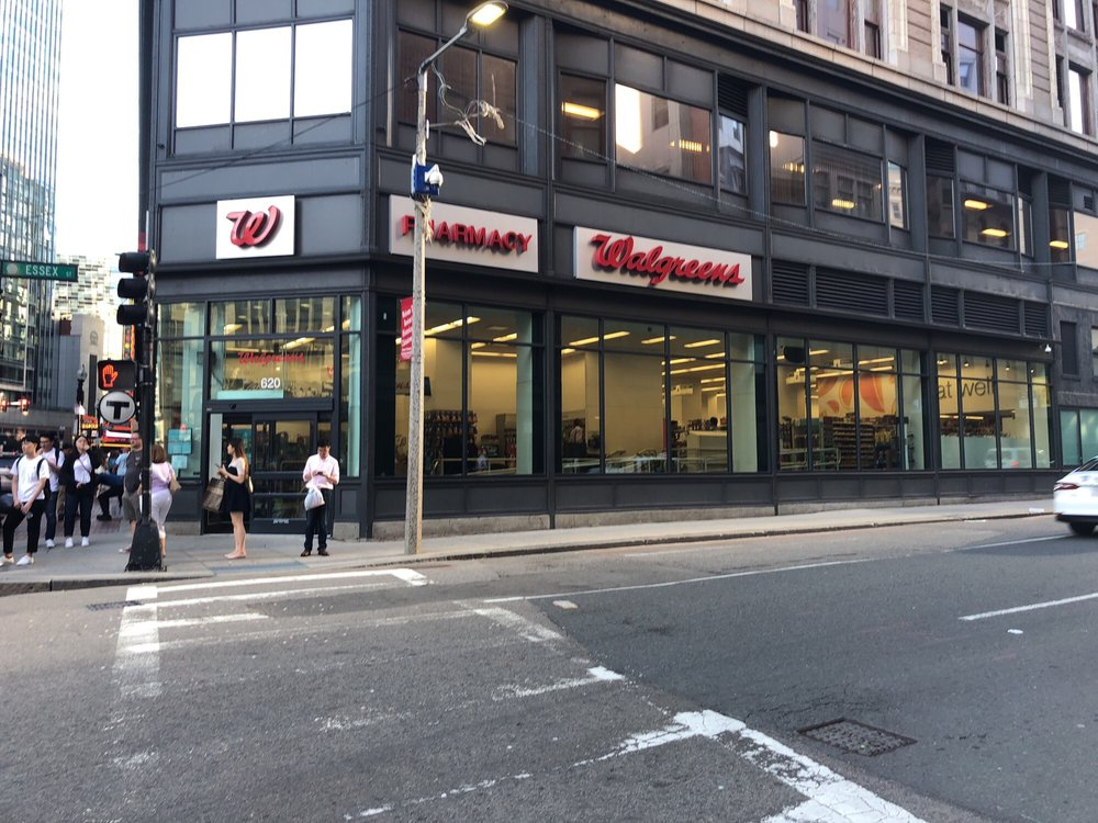 6648cce61e58ff Walgreen's - Department Stores - 620 Washington St, Chinatown, Boston, MA -  Phone Number - Yelp