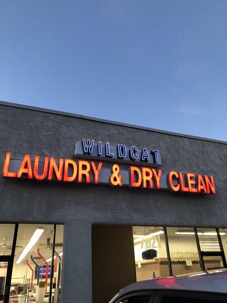 Wildcat Laundry & Dry Clean