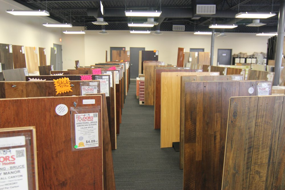 Floors To Your Home: 8187 E US Hwy 36, Avon, IN