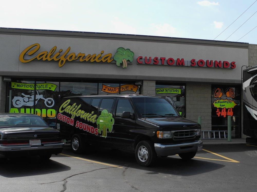 California Custom Sounds: 5097 Springboro Pike, Moraine, OH