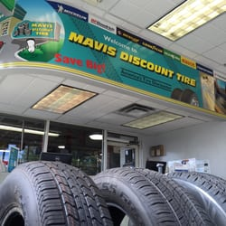Mavis Discount Tire 29 Reviews Tires 885 Old Country Rd