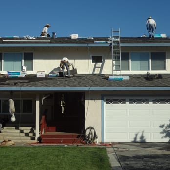 Photo Of Stoneridge Roofing   San Jose, CA, United States. Shingle Install  Near