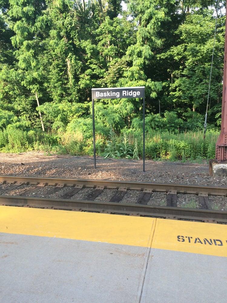 Basking Ridge Train Station: Depot Pl, Bernards, NJ