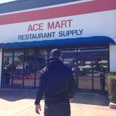 Photo Of Ace Mart Restaurant Supply   Garland, TX, United States. Front Of