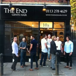 Photo Of The End Gents Hair Leeds West Yorkshire United Kingdom