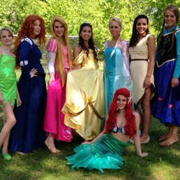 Photo Of Enchanted Princess Parties