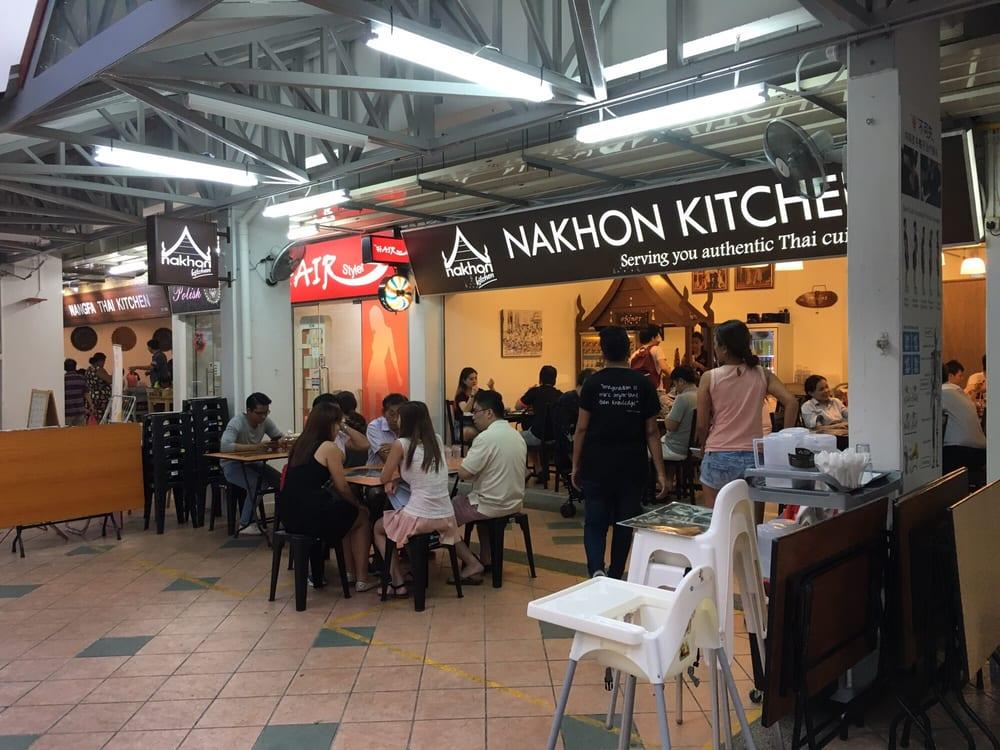 Nakhon Kitchen Bedok