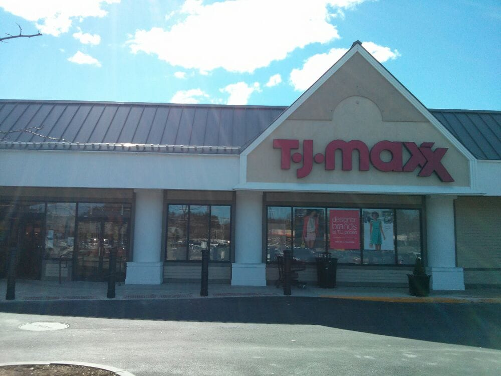 TJ Maxx: 116 March Ave, Manchester, NH