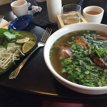 ... of 12 Moons Asian Bistro - Snoqualmie, WA, United States. Duck pho