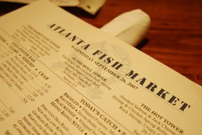 Atlanta fish market 39 s menu yelp for Marietta fish market menu
