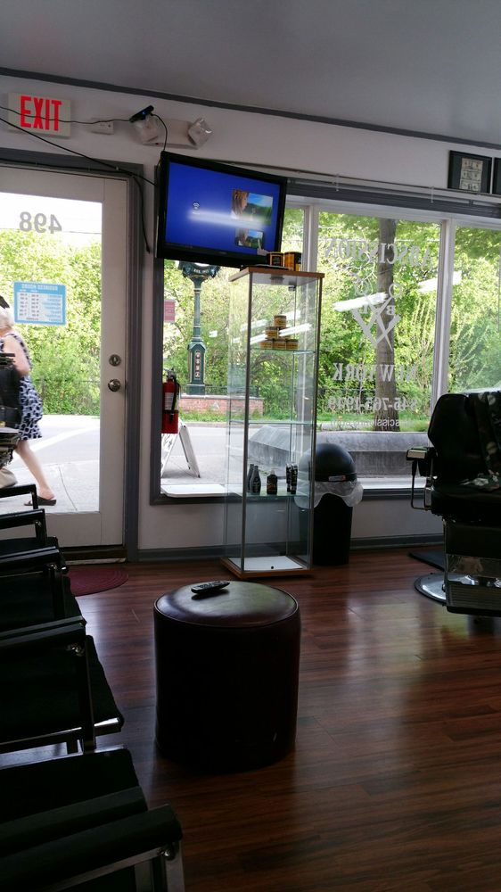 Abscission Barber Lounge: 498 Main St, Beacon, NY