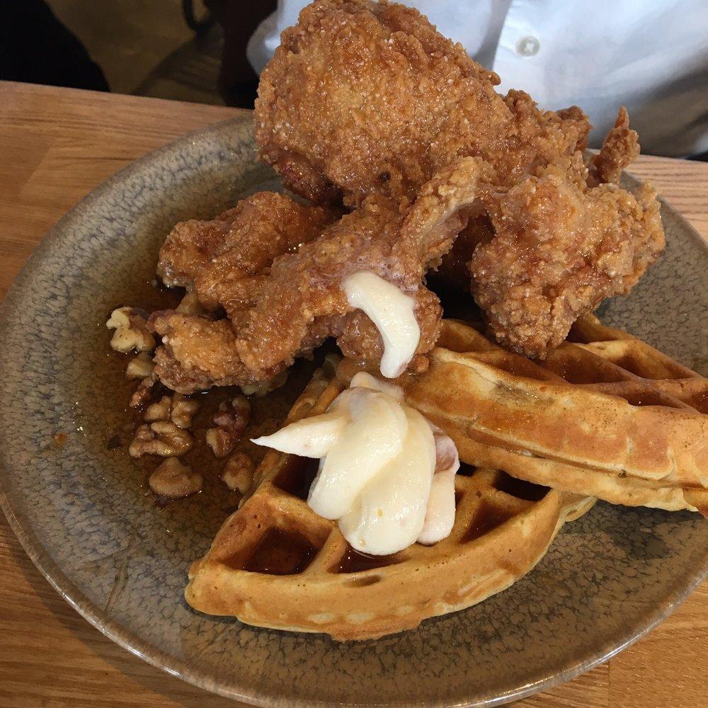Chicken & waffles - Yelp