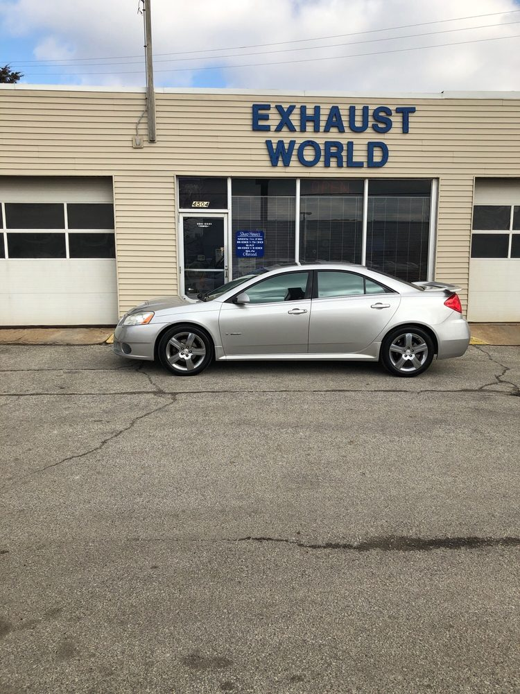 Exhaust World: 4504 Lima Rd, Fort Wayne, IN
