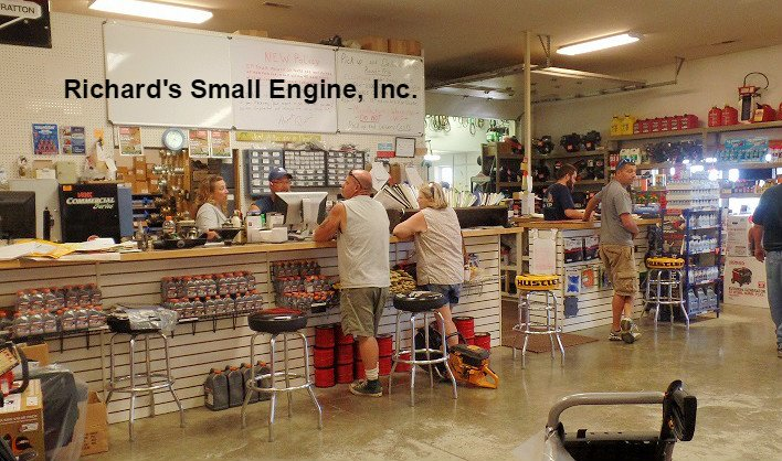 Richards Small Engine: 8273 W State Rd 46, Ellettsville, IN