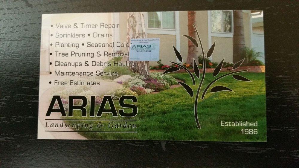 Arias Landscape and Gardening: Santa Clarita, CA